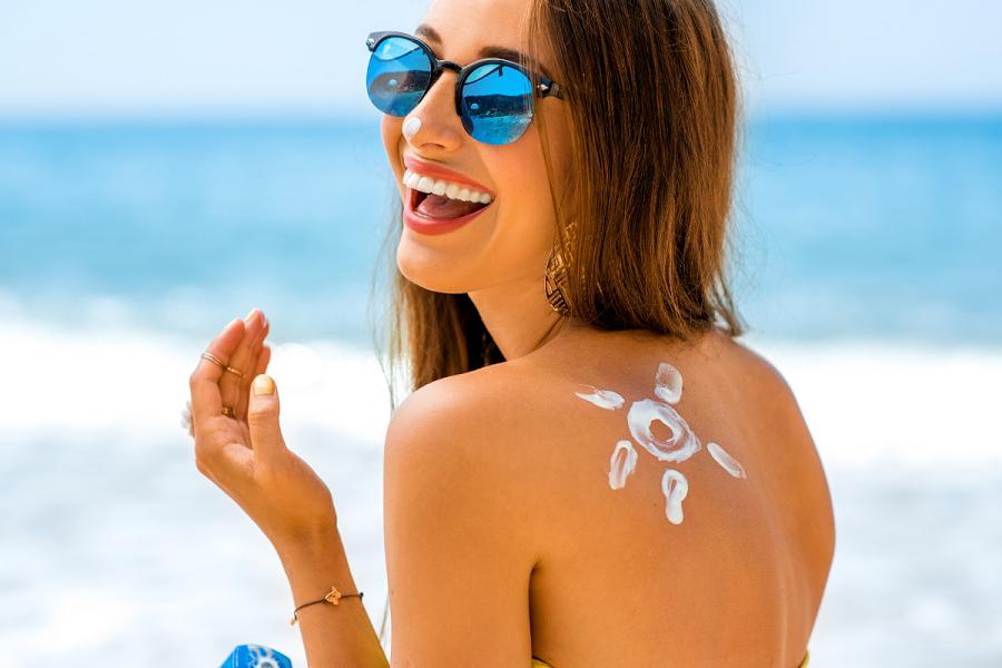 Cómo preparar la piel para la exposición solar