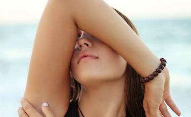 Hiperhidrosis o sudoración excesiva